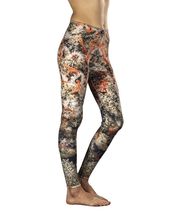 Trichome City Cannabis Leggings